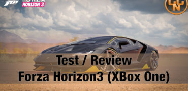 Test Forza Horizon 3