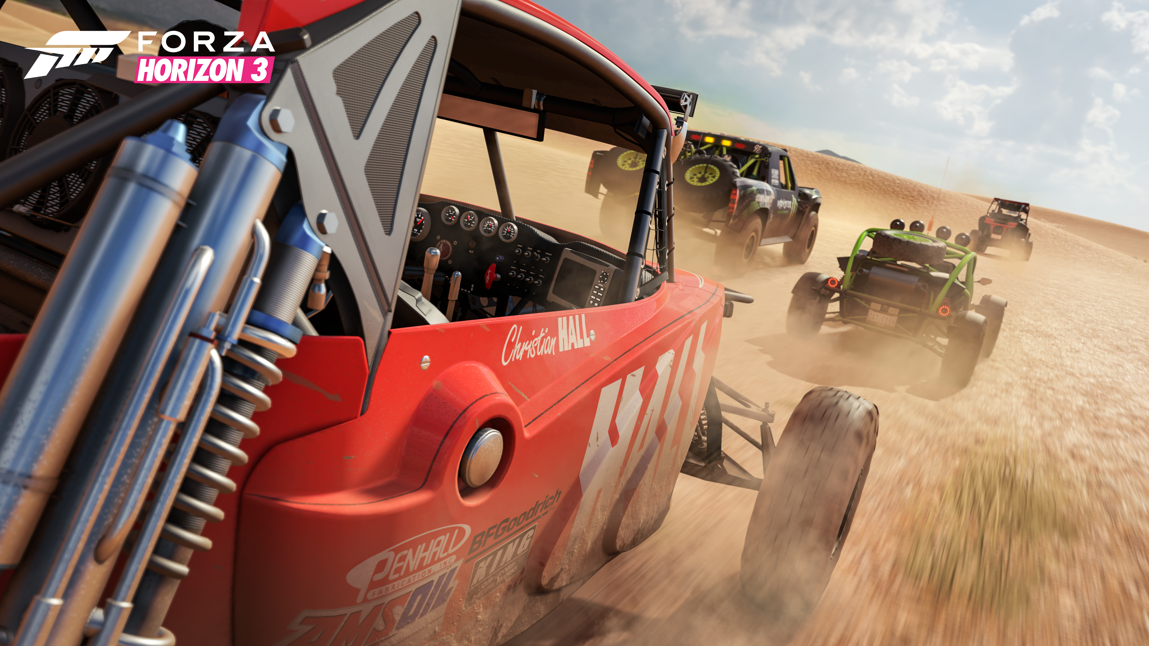 Outback Buggies in Forza Horizon 3