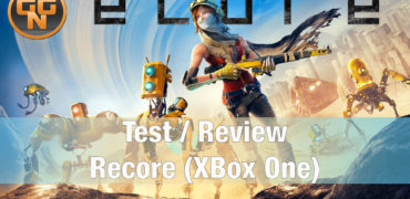Test Recore (Xbox One)