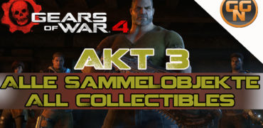 Gears of War 4 – Alle Cog Tags – Alle Sammelobjekte – All Collectibles – Akt 3