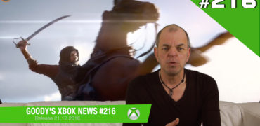 Xbox One News #216 Gratis Inhalte Dishonored 2, Final Fantasy XV, Games with Gold Januar 2017