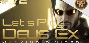 Let's Play Deus Ex Mankind Divided Deutsch #72
