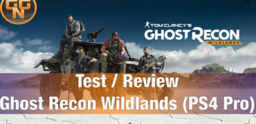 Test Ghost Recon Wildlands (PS4 Pro)