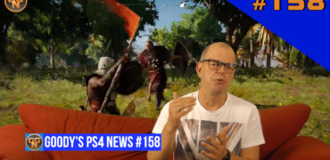 PS4 News #158 Gameplay Assassins Creed Origins,Details PS4 Firmware 5.0, COD WWII Beta uvm.